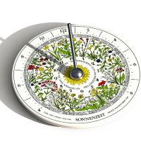 リンネの花時計
