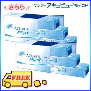 ◆◆ ワンデーアキュビューモイスト 90枚パック × 2箱 (1箱90枚入) ...