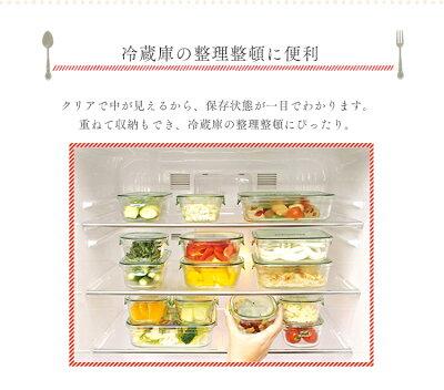 冷蔵庫も整理整頓