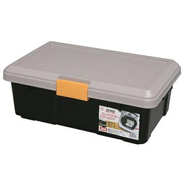 RVBOX エコロジーカラー 600FRVボックス コンテナ トランク カートランク 収納ボックス 工具ケース 工具箱 ストッカー ボックス 屋外収納 屋外 外 収納 アウトドア レジャー 車 園芸 頑丈 丈夫 蓋付き