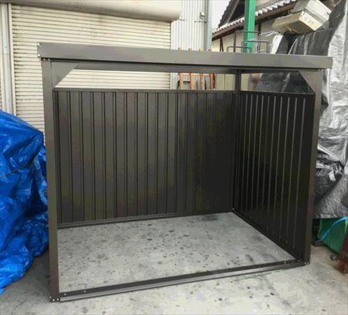 エクステリア・ガーデンファニチャー, 物置き 1.5 DM-10LB 24001800mm