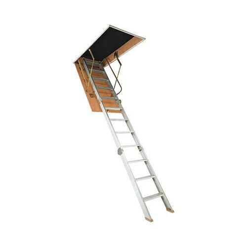 大建 天井収納 はしご スライドタラップ 36型アルミ9尺用(2700mm) CQ0326-2 DAIKEN:e-キッチンマテリアル