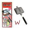 【BAWLOO/バウルー】サンドイッチトースsターダブルBW02【ホットサンド】【イタリア商事】