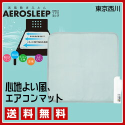東京西川(西川産業)エアロスリープハーフKST0602096B
