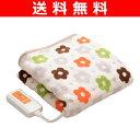 【ポイント2倍セール中】 丸洗いできて清潔!マイクロファイバー 電気毛布 タテ120×ヨコ60cm ...