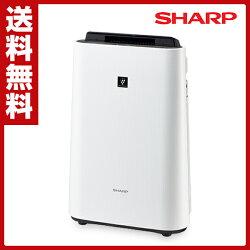 シャープ(SHARP)加湿空気清浄機(高濃度プラズマクラスター搭載)/おすすめ畳数11畳まで(空気清浄18畳)(加湿木造7畳/プレハブ洋室11畳)KC-E40W