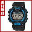 カシオ(CASIO) スポーツギア(SPORTS GEAR)腕時計 STL-S100H-2AJF ソーラー充電 ラップ スプリットタイム インターバル計測 防水 【送料無料】