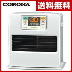 コロナ(CORONA)石油ファンヒーターSTシリーズ(木造10畳まで/コンクリート13畳まで)FH-ST3615BY(W)ピュアホワイト