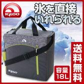 イグルー(IGLOO) クーラーバッグ シティトート24 (18L)#161661 ランチバッグ アウトドア キャンプ バーベキュー 保冷バッグ 【送料無料】