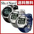 ショットナビ ショットナビ(Shot Navi) 腕時計型 GPSゴルフナビフェアウェイナビ機能搭載 W1-FW GPSゴルフナビ ゴルフ 距離計測器 ナビゲーション 【送料無料】
