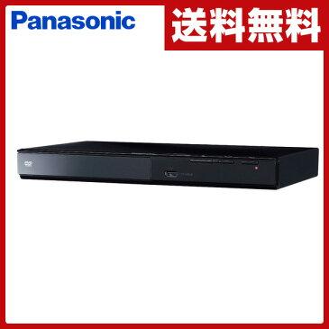 【3%OFFクーポン 10/29 9:59まで】パナソニック(Panasonic) DVD/CDプレーヤー DVD-S500-K DVDプレーヤー CDプレーヤー 続き見再生 ディーガ USB 再生 DVD再生 CD再生 【送料無料】