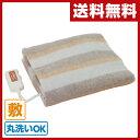 電気敷き毛布 (140×80cm)プログラムタイマー付き 本...