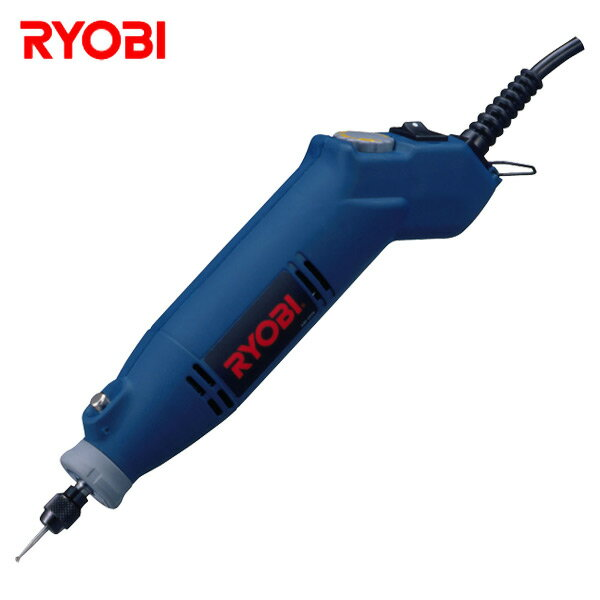ホビールーターHR-100ルーターマイクログラインダーペンシルタイプホビーリョービ(RYOBI)