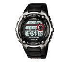 【20時から4時間限定ポイント5倍】スポーツギア(SPORTS GEAR)腕時計 WV-M200-1AJF マルチバンド ラップ スプリットタイム インターバル計測 カシオ(CASIO)