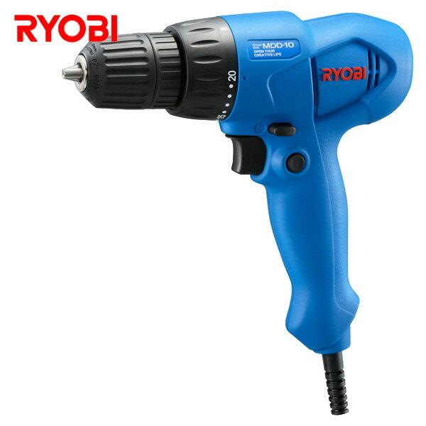 穴あけ・締付工具, 電動ドリル・ドライバードリル  MDD-10 (RYOBI)