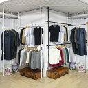 ワードローブ ハンガーラック 引き出し 引き出し付き おしゃれ 衣替え 収納 チェスト クローゼット スリム 省スペース 棚付き 棚 シンプル 一人暮らし ラック 洋服 衣類収納 衣類 収納ラック ウォークインクローゼット