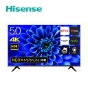 テレビ TV 50型 4Kテレビ 4Kチューナー内蔵液晶テレ