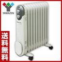 オイルヒーター 温度調節機能付き(1200/700/500W...