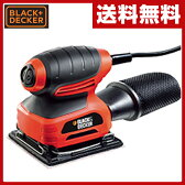 【あす楽】 ブラックアンドデッカー(BLACK&DECKER) ミニサンダー KA400-JP 電動サンダー 電動工具 研磨機 【送料無料】