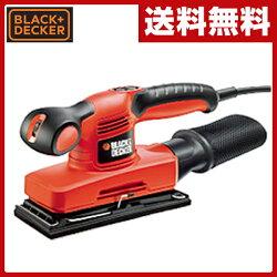 ブラックアンドデッカーコンパクトオービタルサンダーKA320E-JP