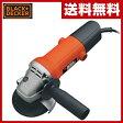 【あす楽】 ブラックアンドデッカー(BLACK&DECKER) コード式 ディスクグラインダー KG100-JP 【送料無料】