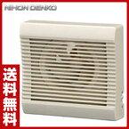 日本電興(NIHON DENKO) パイプ換気扇(コネクター付・入切スイッチ付) PX-100CPS ホワイト トイレ 洗面所 居室 換気 【送料無料】