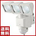 大進(ダイシン) センサーライト/LED 3灯/AC電源/屋...