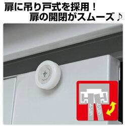 山善(YAMAZEN)ガーデンマスター大型収納庫SSB-1515