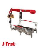 アイ・トレック(I-TREK) 6本爪軽アイゼン (アイゼン クランポン) IT-HG120