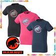【マムート MAMMUT】 QD Gypsum T-Shirts Women(レディース/半袖 Tシャツ)【2017年 春夏の新商品】☆お店で採寸しました☆