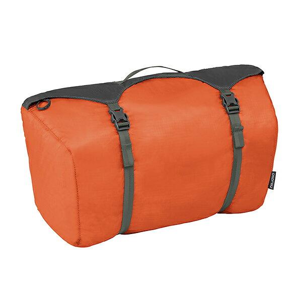 オスプレー ストレートジャケットコンプレッションサック12 ポピーオレンジ ワンサイズ