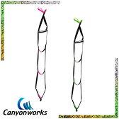 【キャニオンワークス Canyonworks】 4段テープ アブミプレート付 25mm