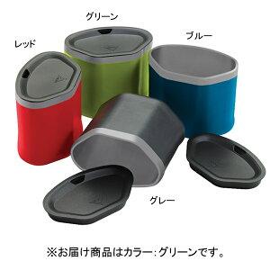 MSR(エムエスアール)アウトドア食器・燃料断熱マグ(ポリプロピレン) グリーン39591