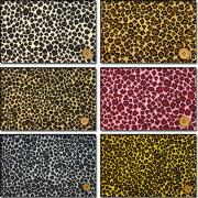 豹柄ツイルプリント6色