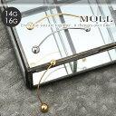 【2月新作】 【MULL】Longアンバランスボールバーベル...