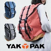 yakpak ヤックパック アメリカン アメカジ バッグ 鞄 リュックサック ショルダーバッグ
