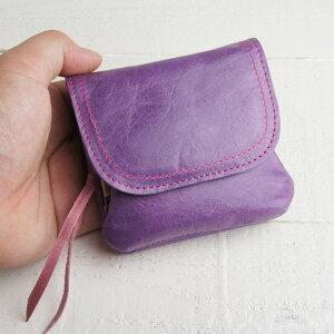 内装10|フラップがま口財布paccapaccaキャンディーシリーズレディー