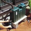 節水・節約!ちょこっと使いに便利な小さめタンク!ミツギロン 雨水タンク 50L