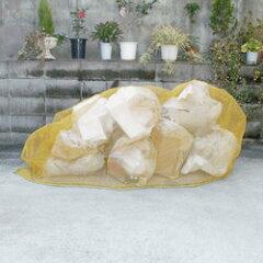 外に出した生ゴミをカラス・猫・犬からガード!ミツギロン ゴミ被せネット2×3m