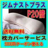 【快眠枕】 ジムナストプラス枕 【ピロー 洗える枕 安眠枕 睡眠 寝具】500円クーポン 20P03Dec16