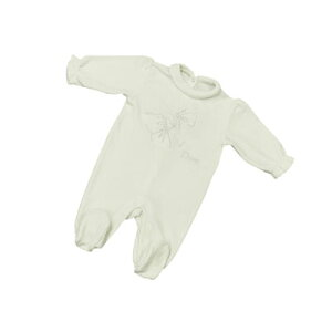 Baby Dior Baby Dior комбинезон с длинными рукавами CD-0223IV [на завтра] [бренд детской одежды]