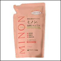 Body shampoo moist [refill 360 mL]