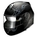 ライズ(RIDEZ) フルフェイスヘルメット GK ファイヤ...