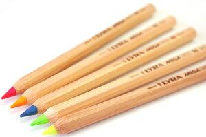 リラ蛍光色鉛筆
