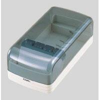 【CARL】カール事務機 名刺整理器 NO.860E ホワイト NO.860E-W