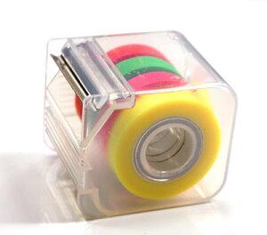 【ESSELTE】エセルテ メモグラフ9mm(4色でディスペンサーケース入り) MG08 【付箋 ふせん】...