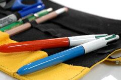 【メール便対応】当店は4,320円以上のご購入で送料無料!【Bic】ビック 4色ボールペン【文房具/...
