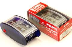 【KUM】クム オートマチックロングポイントシャープナー Automatic Long Point ブルー  【...