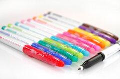 イラストにも最適な消せるカラーペン フリクションカラーズ6/4 スマステーション 文房具特集で...