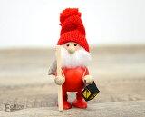 ノルディカニッセ ランタンを持ったふとっちょサンタ NRD120099 NORDIKA DESIGNクリスマス インテリア 小物 人形 プレゼント ギフト 雑貨 X'mas おしゃれ ステーショナリー デザイン 海外 輸入 サンタ イーオフィス
